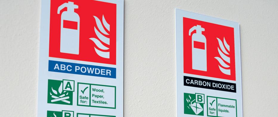 Extinguisher ID