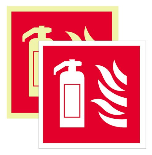 Fire Extinguisher Symbol Fire Safety