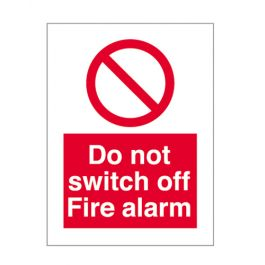 how to turn off first alert fire alarm