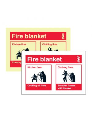 Fire Blanket ID