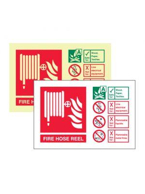 Fire Hose Reel ID